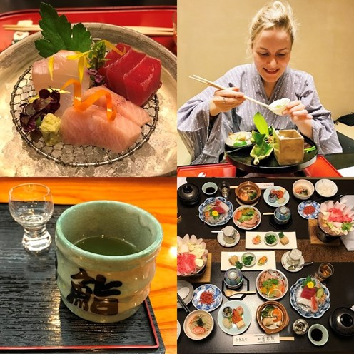 Top 10 favourite Japanese Food Experiences