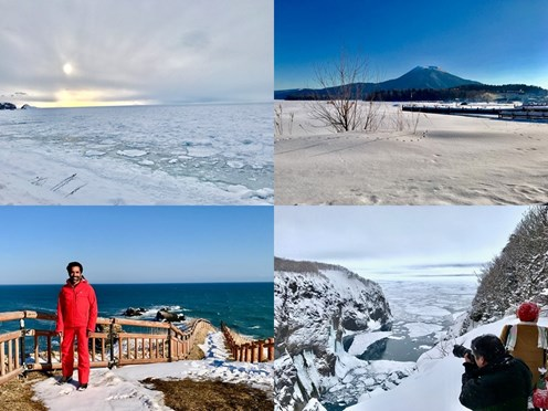 Japan's Wild North: James' Winter in Hokkaido