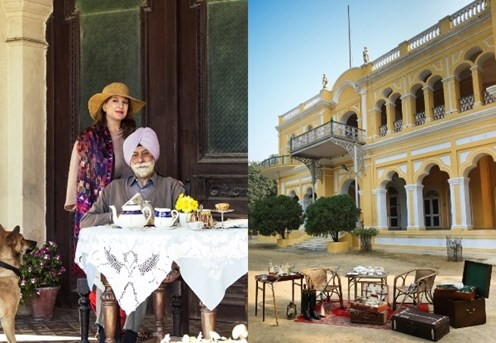 A Visionary Prince: A colourful life of the Maharajah of Kapurthala