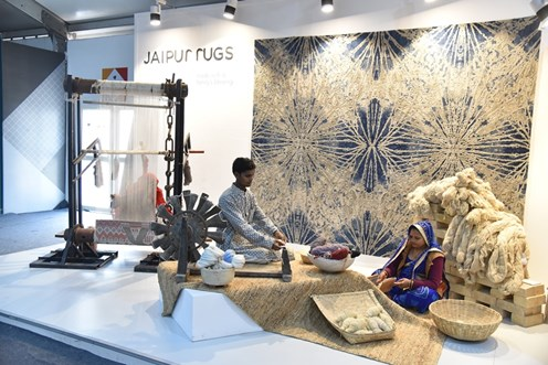 Ampersand Culture: India Design ID Fair 2018
