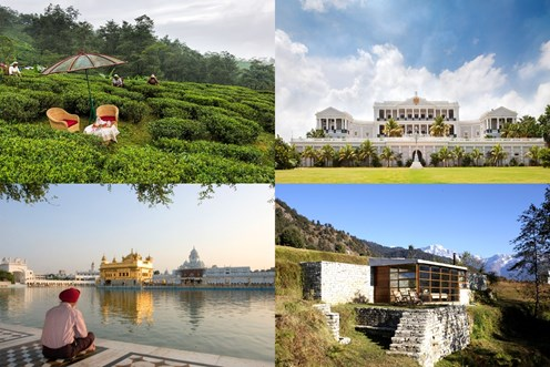 Twenty Places to fall in Love with India