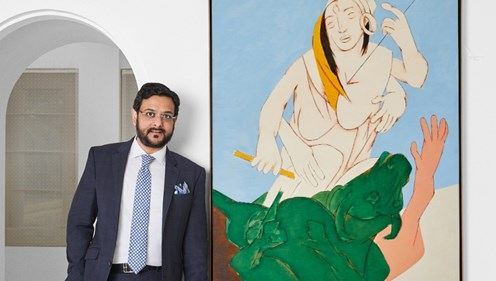 A Bombay Boy: A Q&A with Sotheby's India MD Gaurav Bhatia