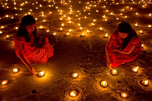Diwali Delights – An Intimate Grand Tour of North India