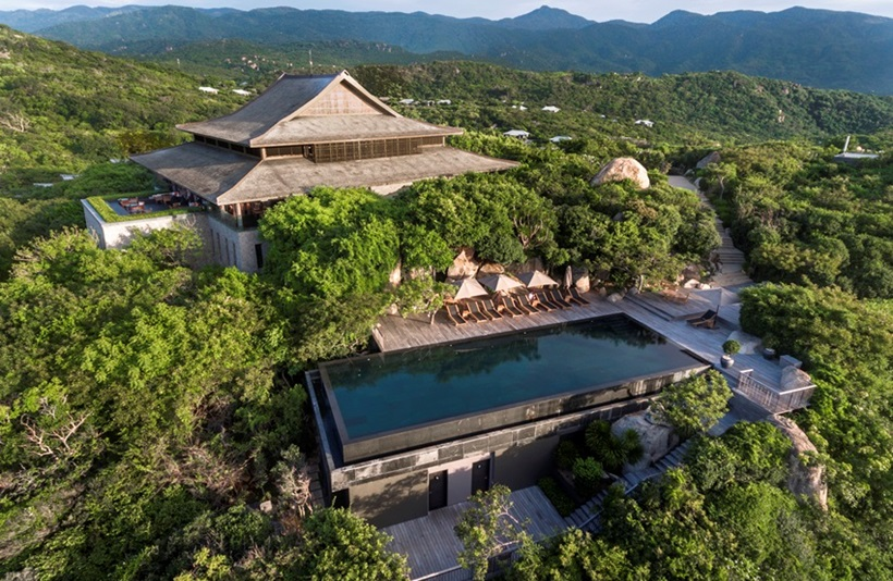 Amanoi Resort khu resort đầu tiên đạt chuẩn 6 sao