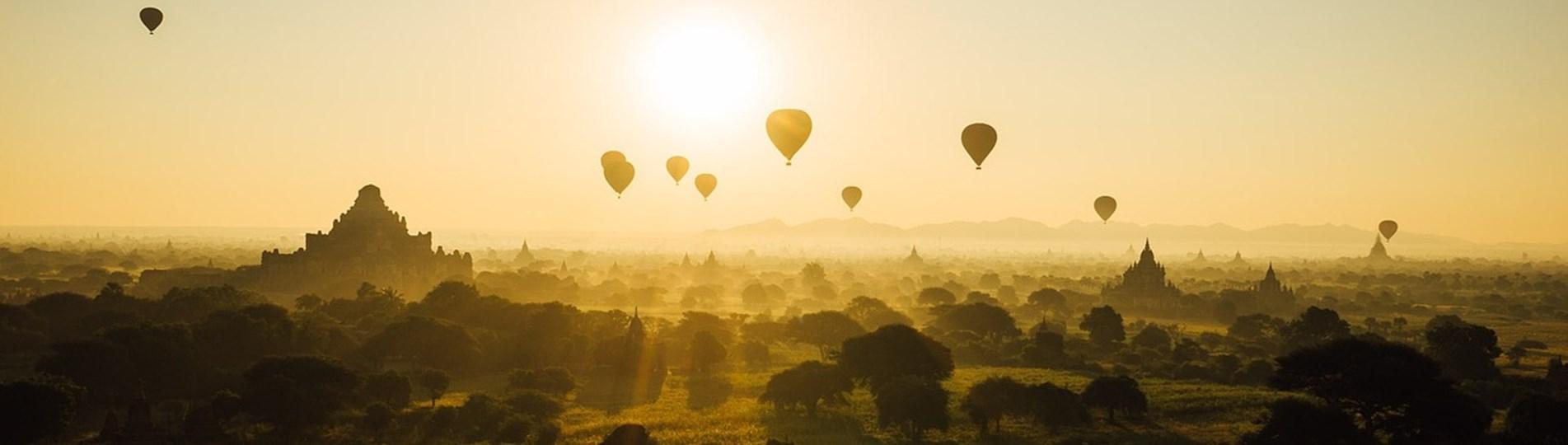 Luxury Holidays to Burma (Myanmar), Tailor Made Burma
