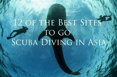 12 of the Best Scuba Diving Sites in Asia