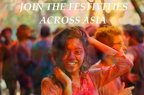 14 Incredible Festivals to Visit in Asia