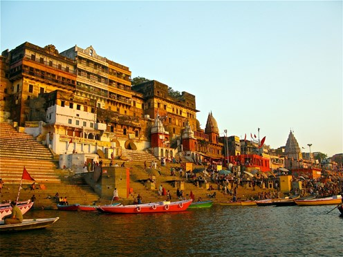 Varanasi: The holiest of holy cities
