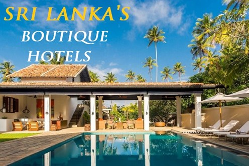 Ampersand's Favourite Boutique Hotels: Sri Lanka
