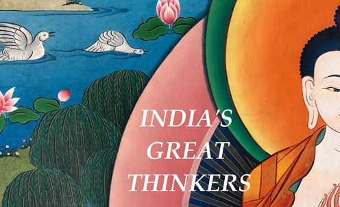 Great Thinkers of India
